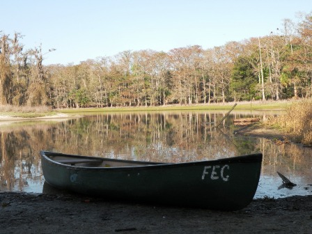 where to canoe in florida